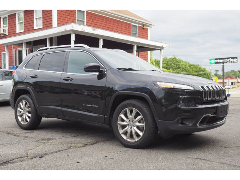 2015 Jeep Cherokee Limited | Whitman, Massachusetts | Martin's Pre-Owned