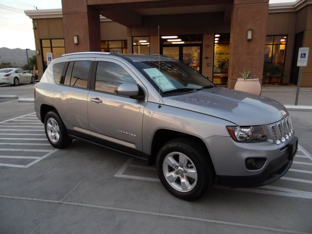 2015 Jeep Compass Latitude Bullhead City, Arizona 8