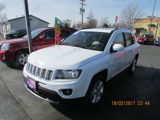 2015 Jeep Compass High Altitude Edition Fremont, Ohio 1