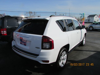 2015 Jeep Compass High Altitude Edition Fremont, Ohio 4