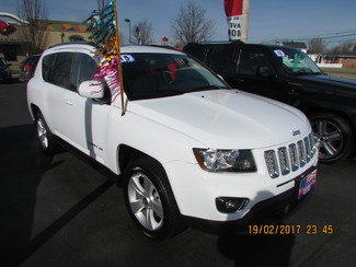 2015 Jeep Compass High Altitude Edition Fremont, Ohio 5