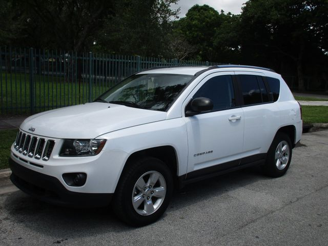 2015 Jeep Compass Sport Come and visit us at oceanautosalescom for our expanded inventoryThis of
