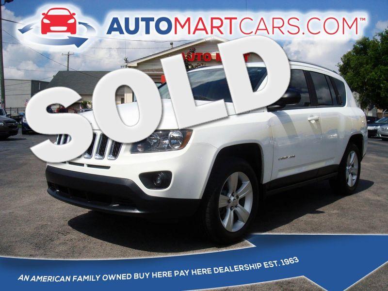 2015 Jeep Compass Sport   Nashville, Tennessee   Auto Mart Used Cars Inc. in Nashville Tennessee