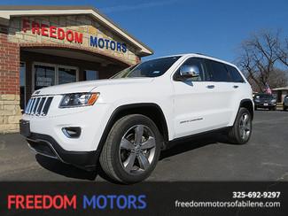 2015 Jeep Grand Cherokee Limited in Abilene,Tx Texas