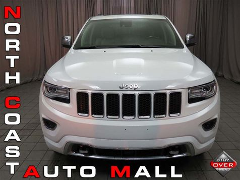 2015 Jeep Grand Cherokee Overland in Akron, OH