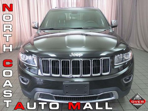 2015 Jeep Grand Cherokee Limited in Akron, OH