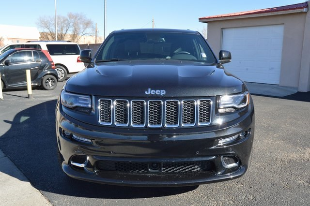 2015 Jeep Grand Cherokee SRT in Albuquerque, New Mexico