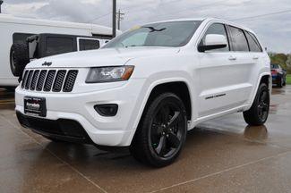 2015 Jeep Grand Cherokee Altitude Bettendorf, Iowa 33