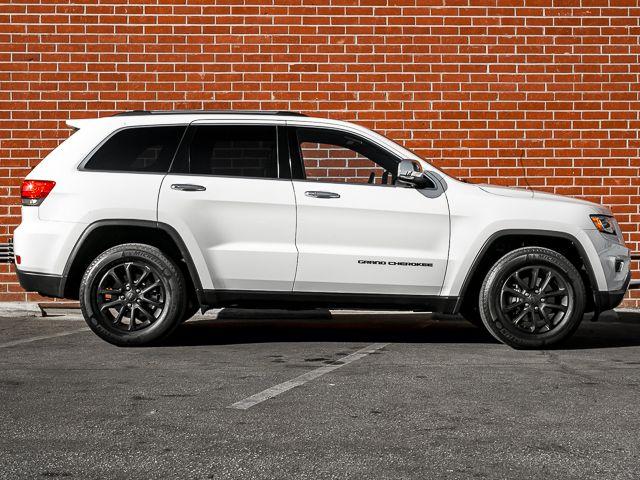2015 Jeep Grand Cherokee Limited Burbank, CA 4