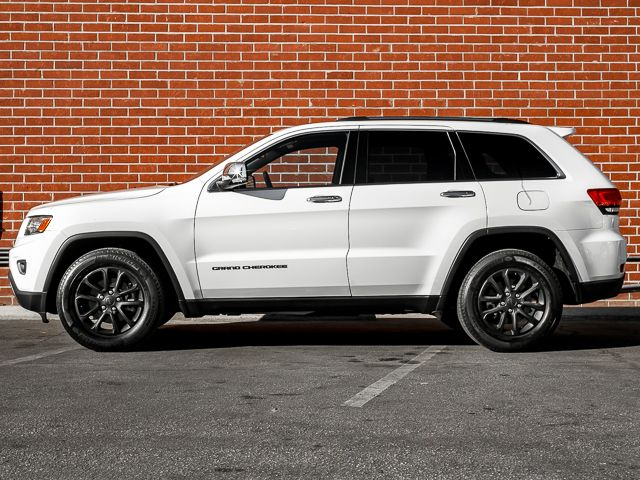 2015 Jeep Grand Cherokee Limited Burbank, CA 5