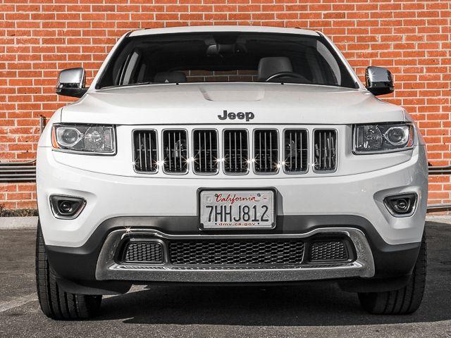 2015 Jeep Grand Cherokee Limited Burbank, CA 2