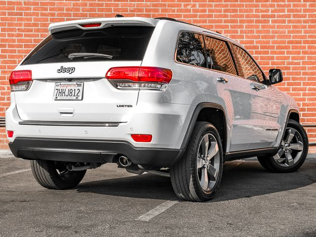 2015 Jeep Grand Cherokee Limited Burbank, CA 6