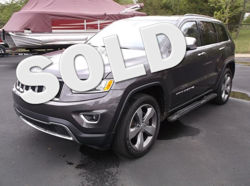 2015 Jeep Grand Cherokee Limited in Clarksville Tennessee