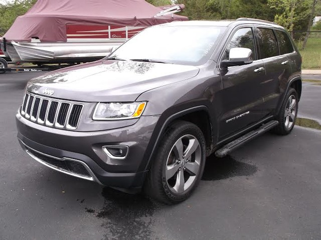 2015 Jeep Grand Cherokee @price - Thunder Road Automotive LLC Clarksville_state_zip in Clarksville Tennessee