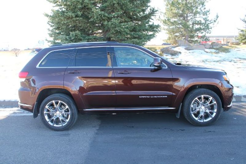 2015 Jeep Grand Cherokee Summit  city MT  Bleskin Motor Company   in Great Falls, MT
