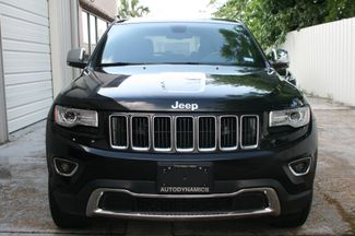 2015 Jeep Grand Cherokee Limited Houston, Texas