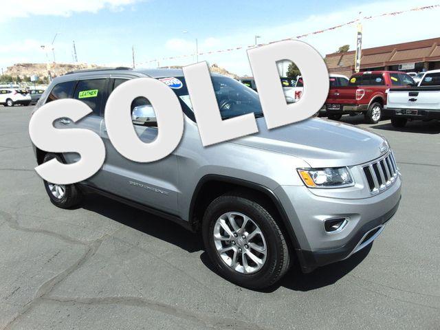 2015 Jeep Grand Cherokee Limited | Kingman, Arizona | 66 Auto Sales in Kingman Arizona