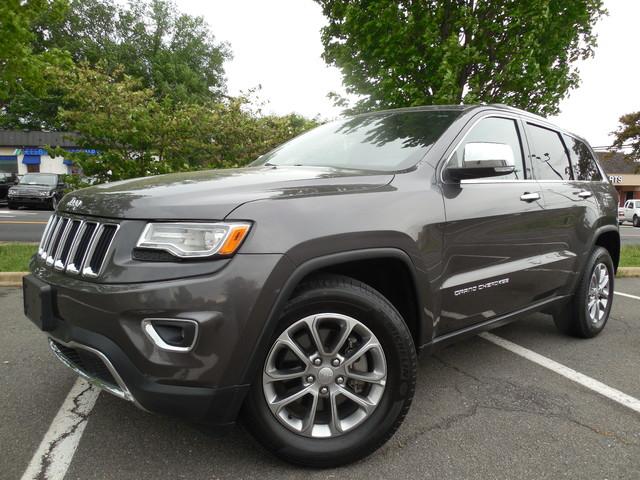 2015 Jeep Grand Cherokee Limited Leesburg, Virginia 0