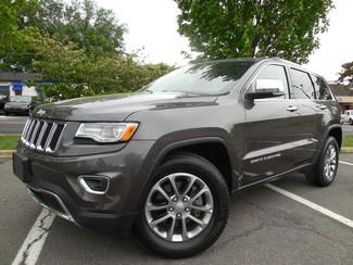 2015 Jeep Grand Cherokee Limited Leesburg, Virginia