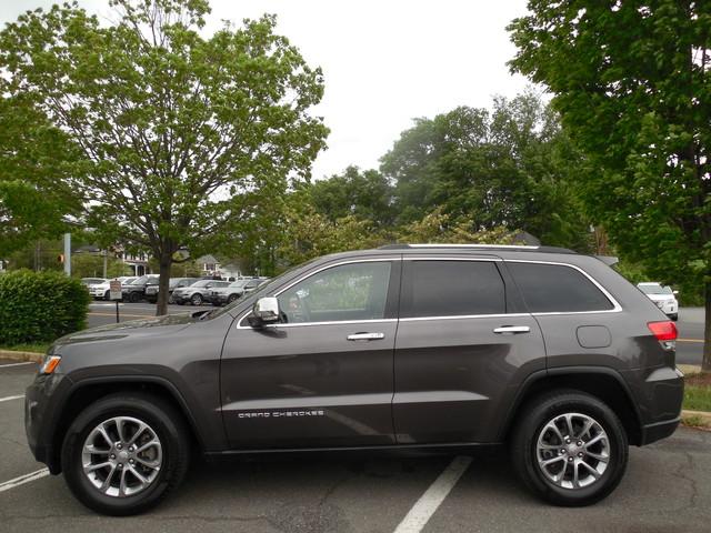 2015 Jeep Grand Cherokee Limited Leesburg, Virginia 4