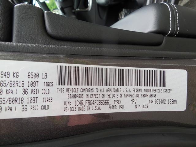 2015 Jeep Grand Cherokee Limited Leesburg, Virginia 31