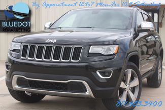 2015 Jeep Grand Cherokee Limited | 4x4-NAV-REAR CAM- in Mansfield, TX