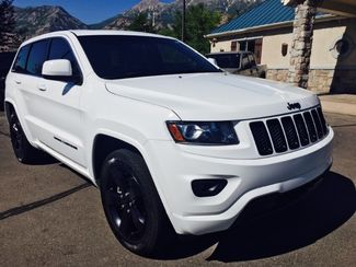 2015 Jeep Grand Cherokee Altitude LINDON, UT 6