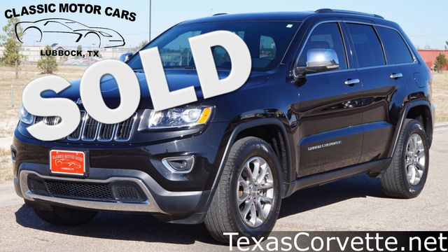 2015 Jeep Grand Cherokee Limited   Lubbock, Texas   Classic Motor Cars