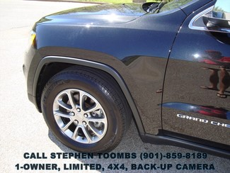 2015 Jeep Grand Cherokee LIMITED, 1-OWNER, 4X4, BACK-UP CAM in Memphis, Tennessee
