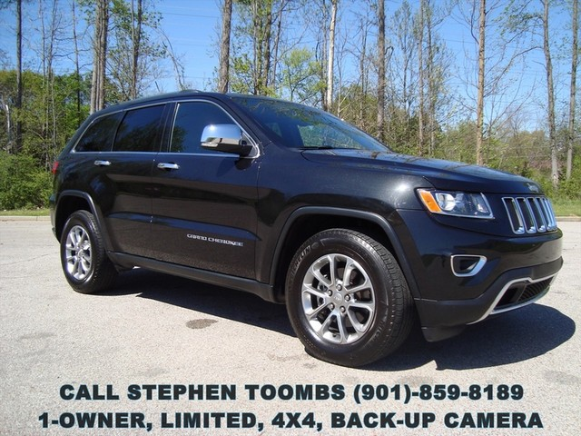 2015 Jeep Grand Cherokee LIMITED, 1-OWNER, 4X4, BACK-UP CAM in Memphis Tennessee