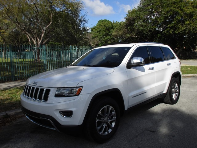2015 Jeep Grand Cherokee Limited Come and visit us at oceanautosalescom for our expanded inventor