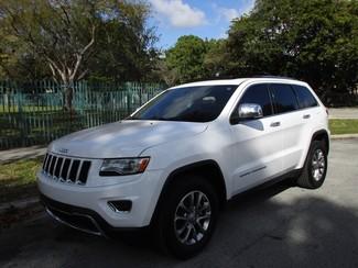 2015 Jeep Grand Cherokee Limited Miami, Florida