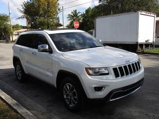 2015 Jeep Grand Cherokee Limited Miami, Florida 5