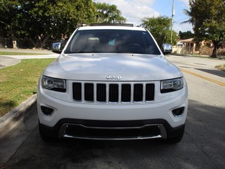 2015 Jeep Grand Cherokee Limited Miami, Florida 6
