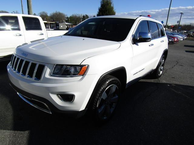 2015 Jeep Grand Cherokee Limited NAV | Mooresville, NC | Mooresville Motor Company in Mooresville NC