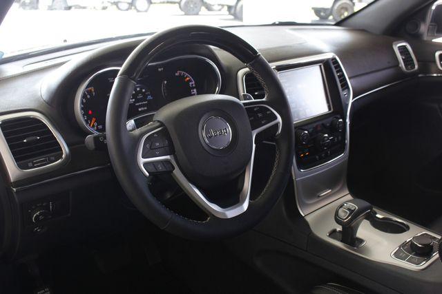 2015 Jeep Grand Cherokee Overland 4WD - BLIND SPOT-NAV-SUNROOFS! Mooresville , NC 35