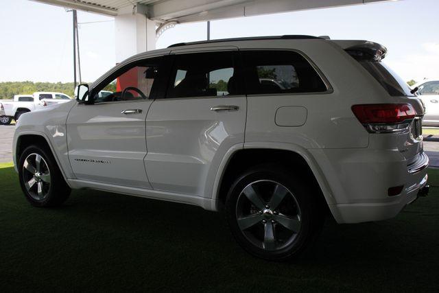 2015 Jeep Grand Cherokee Overland 4WD - BLIND SPOT-NAV-SUNROOFS! Mooresville , NC 23