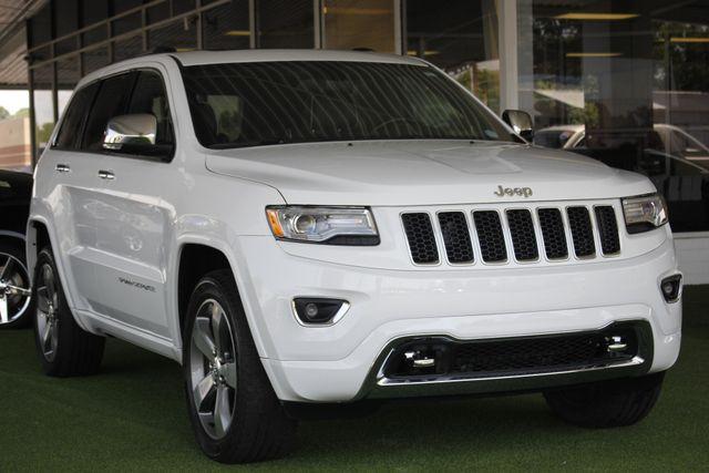 2015 Jeep Grand Cherokee Overland 4WD - BLIND SPOT-NAV-SUNROOFS! Mooresville , NC 24