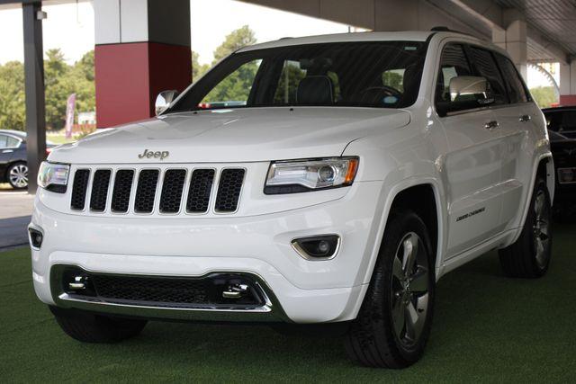 2015 Jeep Grand Cherokee Overland 4WD - BLIND SPOT-NAV-SUNROOFS! Mooresville , NC 25