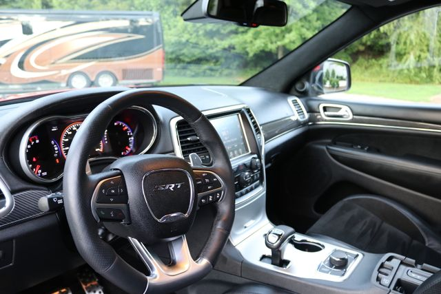 2015 Jeep Grand Cherokee SRT Mooresville, North Carolina 11