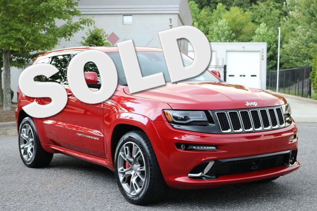 2015 Jeep Grand Cherokee SRT Mooresville, North Carolina 0
