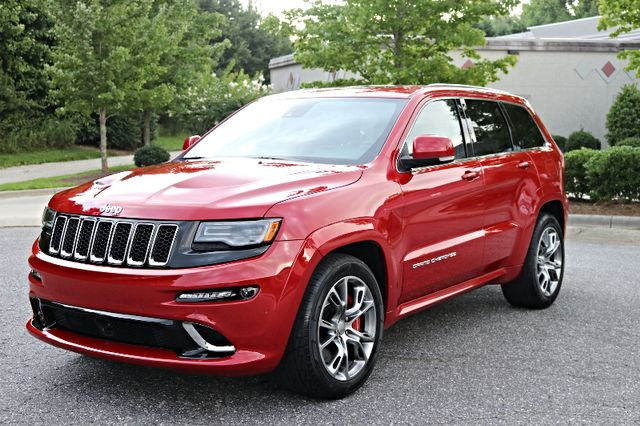 2015 Jeep Grand Cherokee SRT Mooresville, North Carolina 2