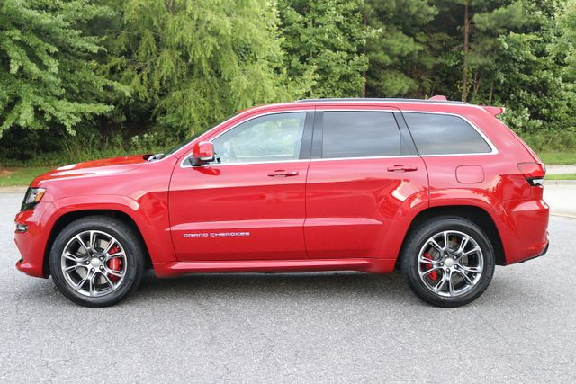 2015 Jeep Grand Cherokee SRT Mooresville, North Carolina 3