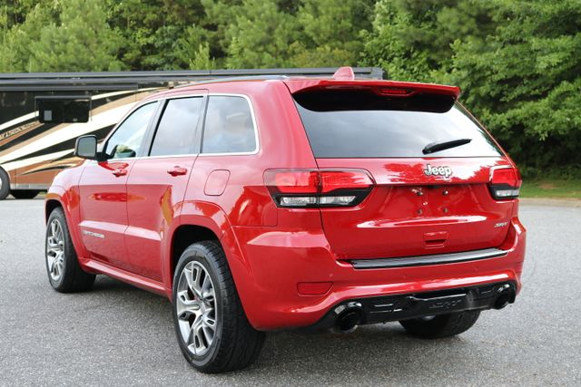 2015 Jeep Grand Cherokee SRT Mooresville, North Carolina 4