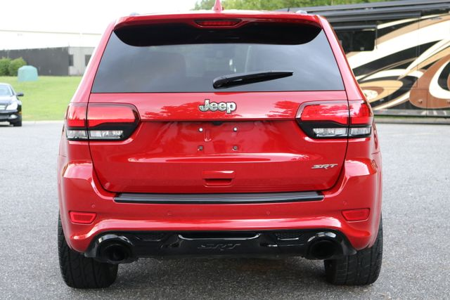 2015 Jeep Grand Cherokee SRT Mooresville, North Carolina 5