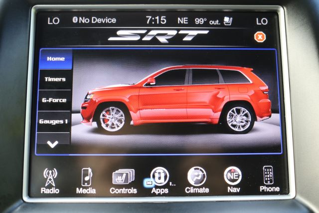2015 Jeep Grand Cherokee SRT Mooresville, North Carolina 54