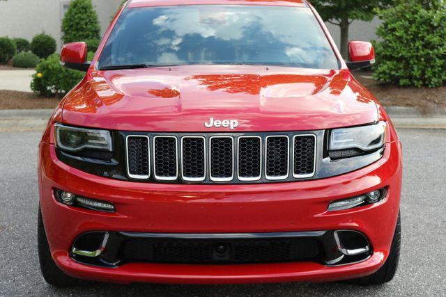 2015 Jeep Grand Cherokee SRT Mooresville, North Carolina 68