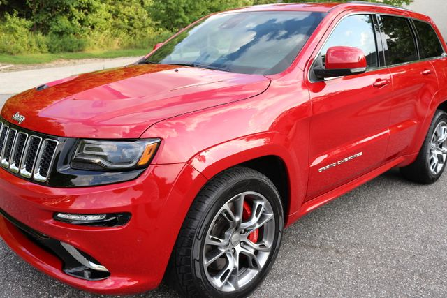 2015 Jeep Grand Cherokee SRT Mooresville, North Carolina 70