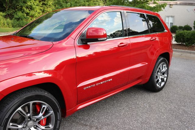 2015 Jeep Grand Cherokee SRT Mooresville, North Carolina 71