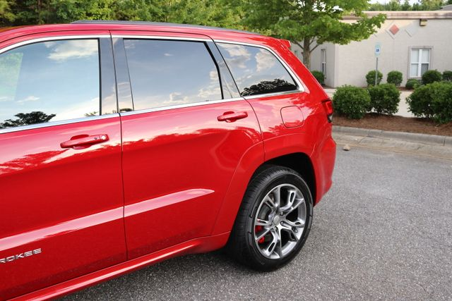 2015 Jeep Grand Cherokee SRT Mooresville, North Carolina 73